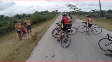 Vélo à Cuba